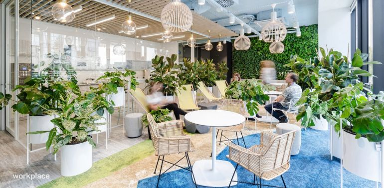 mat. pras. Workplace Solutions, Nordea Greenest