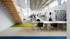 Sustainable Office Space Attracts Tenants And Employees