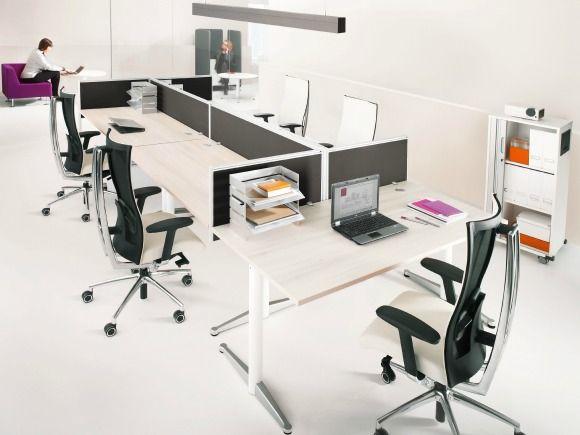 smart office design. arrangement of office space according to the design mikomax smart ebiurowcepl p