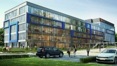 Euro Office Park is fully leased