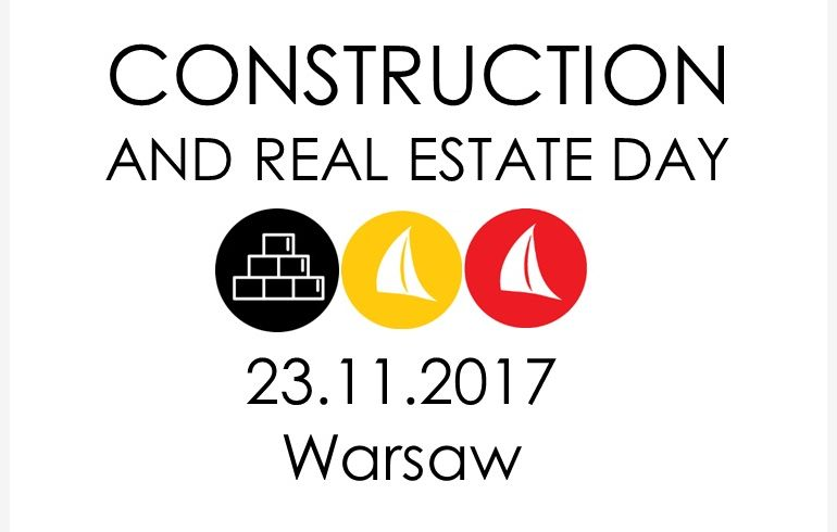Construction and Real Estate Day (BELGIAN DAYS 2017)