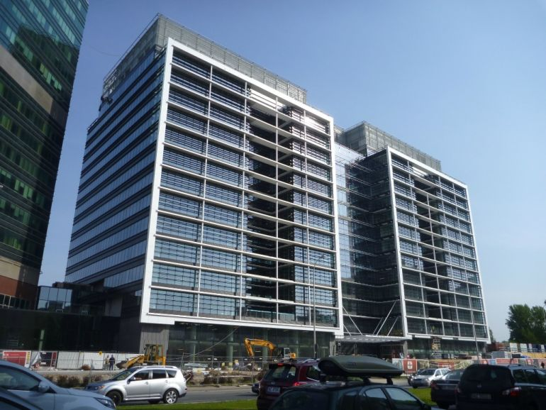 Eurocentrum Office Complex, pic Grupa Capital Park