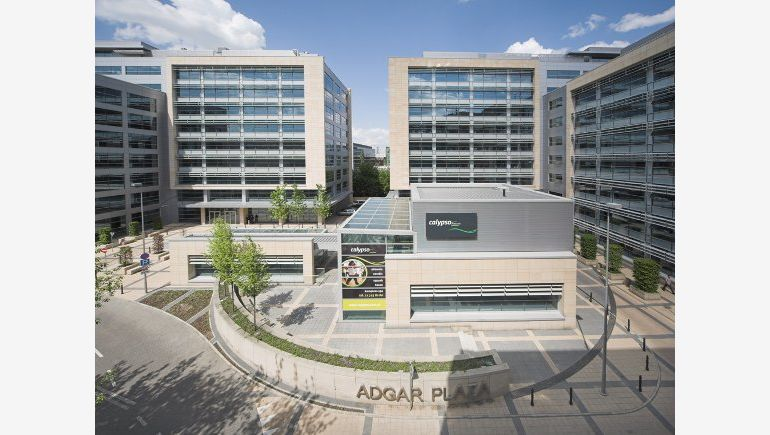 As one of Warsaw's Adgar office complex's lessees admits, efforts to recieve LEED certificate are another step in the strategy to create exceptional work conditions for it's tenants.