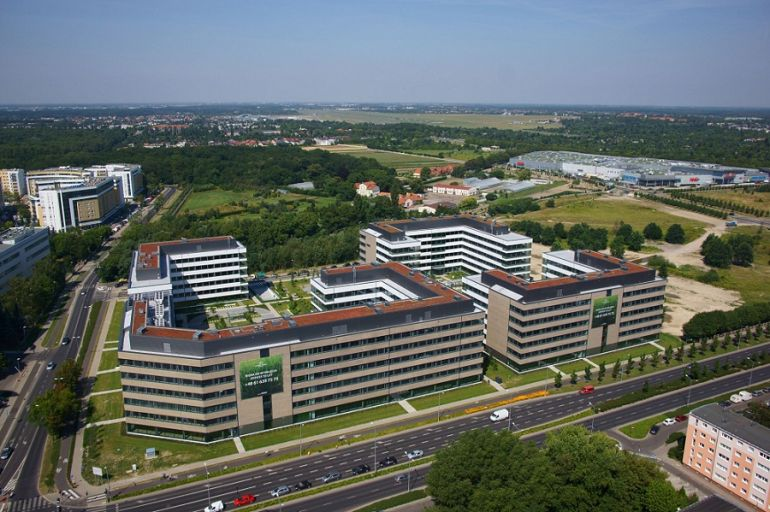 Vastint Poland signed two lease contracts concerning office space in Business Garden Poznań