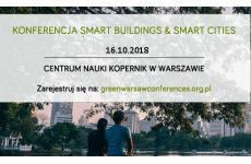 "Konferencja ""Smart Buildings& Smart Cities"""