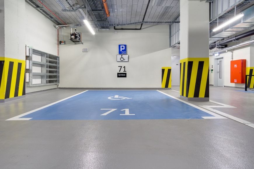 - Deckshield Flooring: Alchemia in Gdańsk
