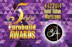 5th edition of The Eurobuild Awards